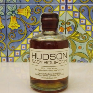 Whisky Hudson Baby Bourbon Vol.46% Cl.35