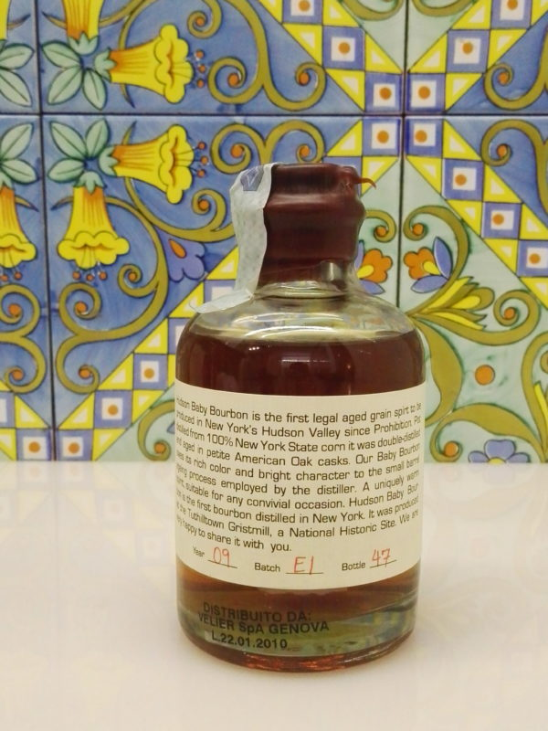 Whisky Hudson Baby Bourbon Vol.46% Cl.35