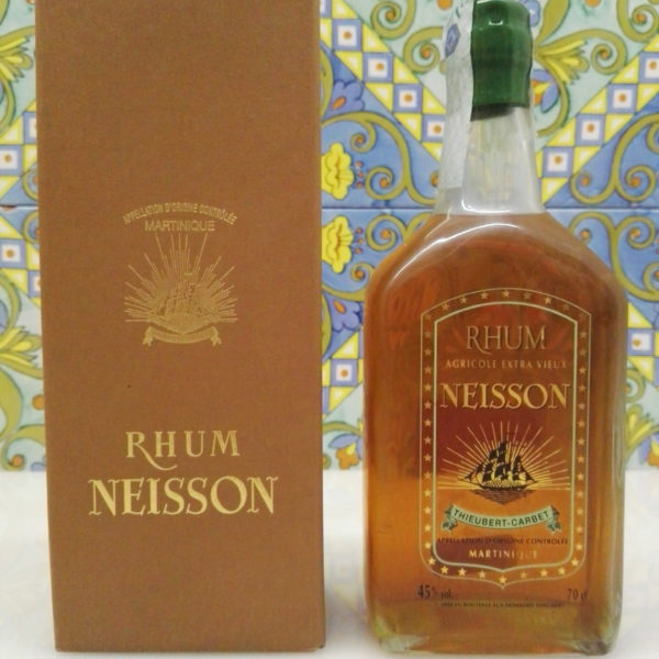Rhum Neisson Agricole Extra Vieux Vol.45% Cl.70