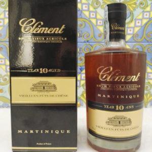 Rum Clèment Vieux Agricole 10 Years Vol.42% Cl.70