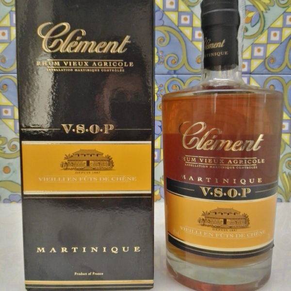 Rum Clèment Vieux Agricole V.S.O.P. Vol.40% Cl.70