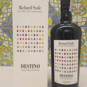 Rum Richard Seale Foursquare Destino 70° Velier Vol.61% Cl.70