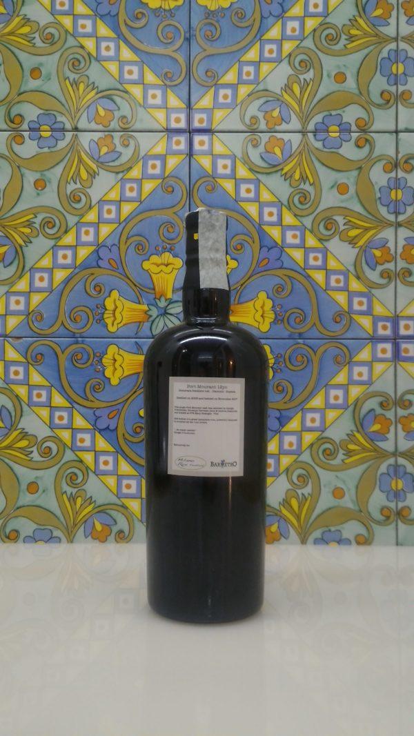 Rum Port Mourant 2005 12 Y.o cl.70 Demerara – Single Cask by Bar Metro
