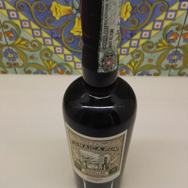 Rum Jamaica Samaroli 1982 Vol.45% cl.70  Bottled 2004 only 396 bot. produced