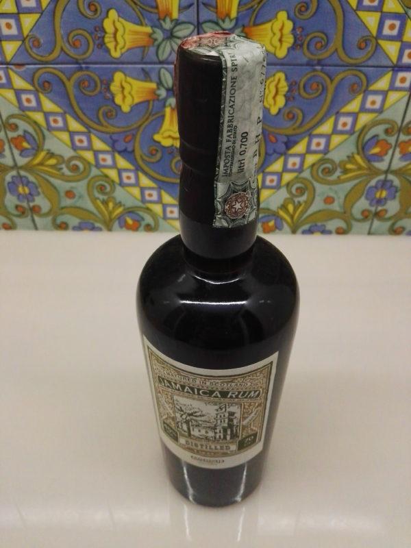Rum Jamaica Samaroli 1982 Vol.45% cl.70  Bottled 2004 only 396 bot. produced