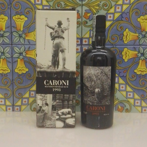 Rum Rhum Caroni 1993 17 Y.o Vol.44,4% cl.70 – Bottled 2010 Velier