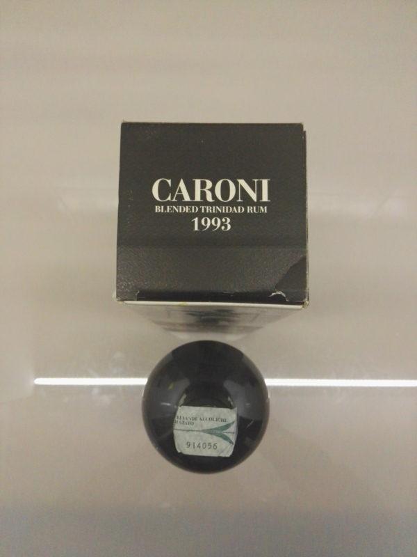 Rum Rhum Caroni 1993 17 Y.o Vol.44,4% cl.70 – Bottled 2010 Velier