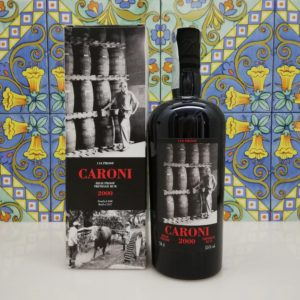 Rum Caroni 2000 17 Y.o. 110 Proof Velier Vol.55% Cl. 70