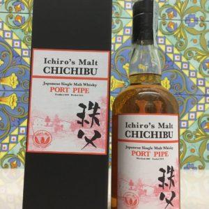 Whisky Chichibu Port Pipe 2009 Vol.54,5% cl.70, Bottled 2013