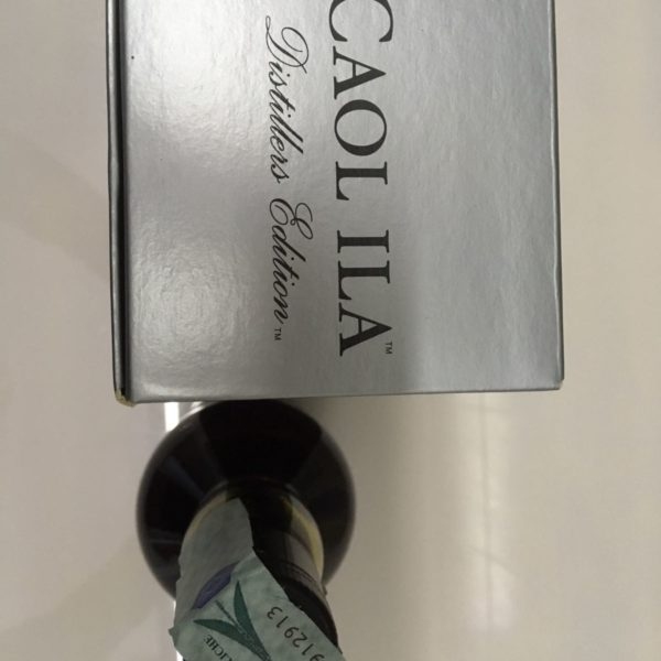 Whisky Caol Ila 2000 Vol.43% cl.70 Distillers Edition – Bottled 2012