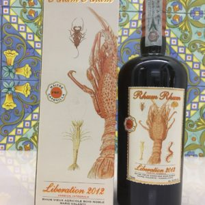 Rhum Rhum Liberation  2012 Version Integrale Vol.59,8% cl.70