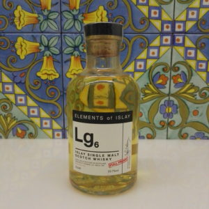 "Whisky Lg6 ""Lagavulin Single Malt Scotch"" Single Cask Full Proof Cl.50 Vol.53,7% Velier"