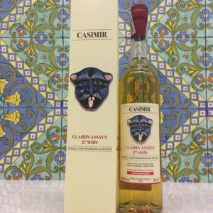 Rum Clairin Casimir Ansyen 27 mois Single Cask # WHKCA6 ex Whisky Vol 48,9% Cl 70