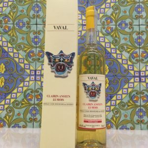 Rum Clairin Vaval Ansyen 25 mois Single Cask # WHKVA6 ex Whisky Vol 49,6% Cl 70