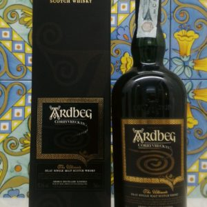 Corryvreckan  Ardbeg Islay Single Malt Scotch Whisky Vol. 57,1%  cl.70