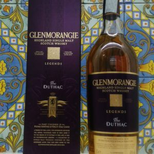 Glenmorangie The Duthac Single Malt Whisky Vol.43%  1L