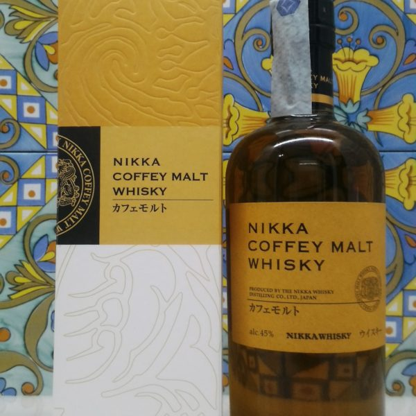 Nikka Coffey Malt Whisky Vol.45% cl.70