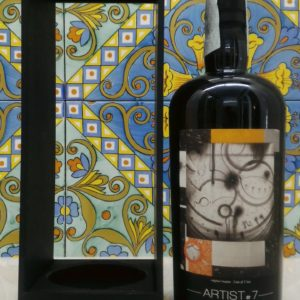 Blended Scotch Whisky Artist#7 Compass Box 70th Aniversary Vol.55% cl.70