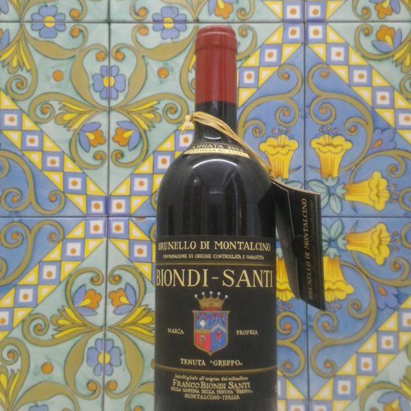 Biondi Santi Brunello di Montalcino DOCG 2004 – Tenuta Greppo