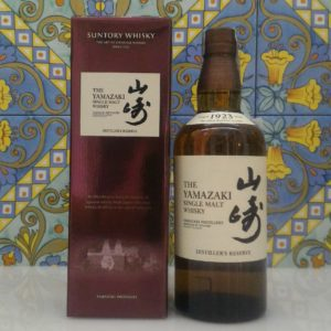 Whisky Suntory The Yamazaki Single Malt  Vol. 43% cl.70