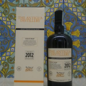 "The Antigua Distillery ""Heavy Traditional Rum"" 2012 – Vol. 66% cl.70"