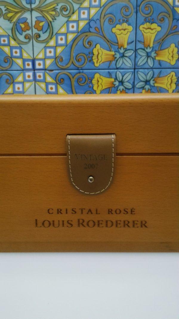 Champagne Cristal Rosè Vintage 2007 Magnum – Louis Roederer