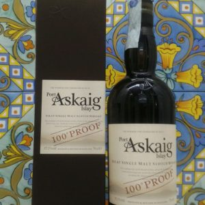 "Islay Single Malt Scotch Whisky ""Port Askaig 100° Proof"" – vol 57% cl 70"