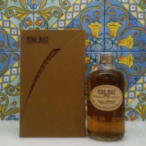 Whisky Nikka Pure Malt Black Cof. Jurnal Degustation- vol 43% cl 50