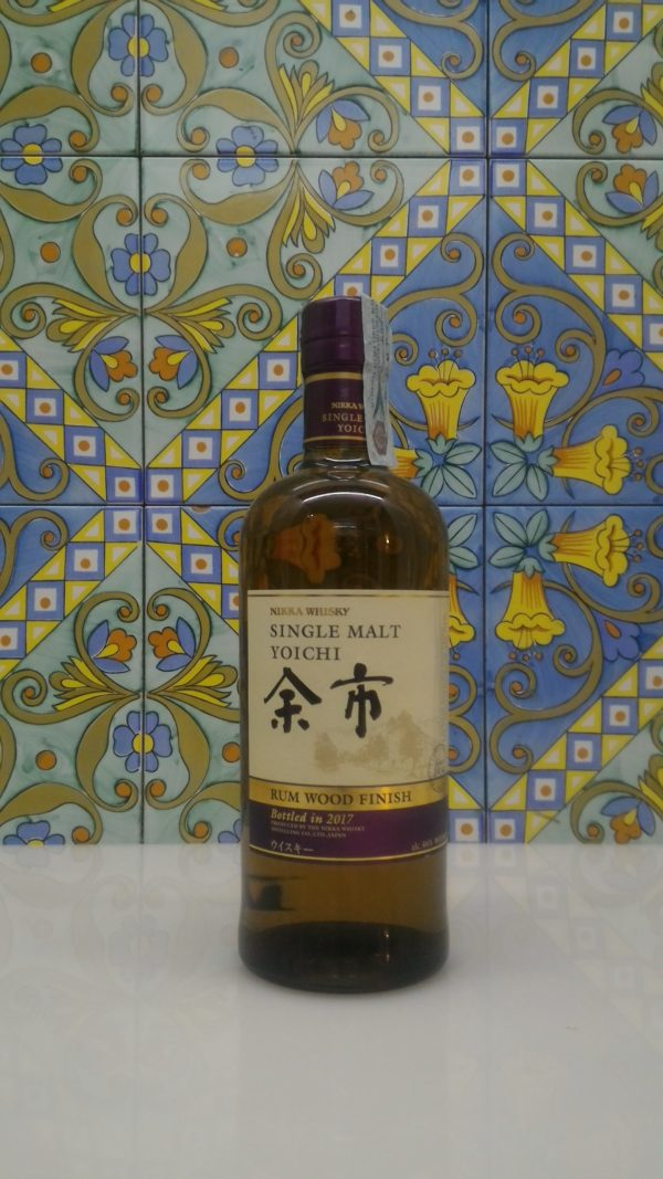 Whisky Yoichi Nikka Nas Rum Cask Finish- vol 46% cl 70