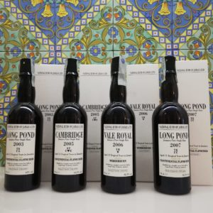 "Jamaica Pure Single Rum  Serie ""Long Pond"" Velier"