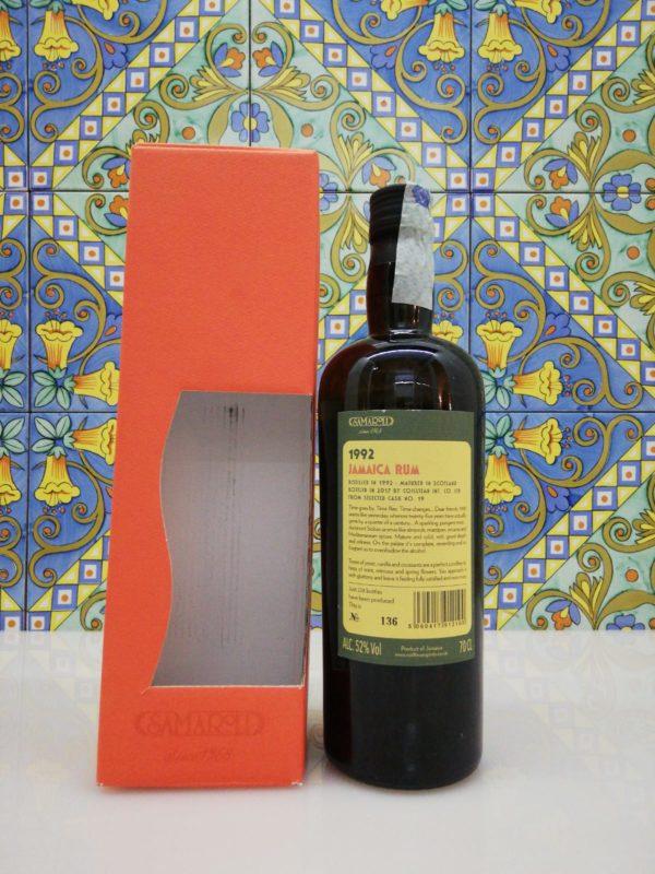 Rum Samaroli Jamaica 1992 vol 52% cl 70