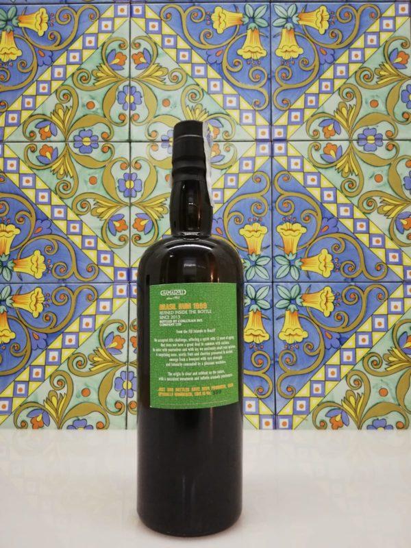 Rum Samaroli Brasil 1999 Bottled 2013 vol 45% cl 70