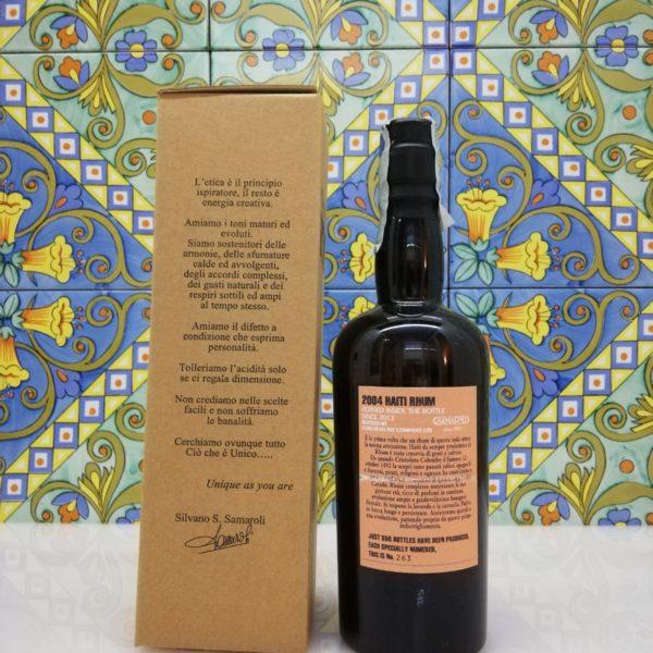Rum Samaroli Haiti 2004 vol 45% cl 50