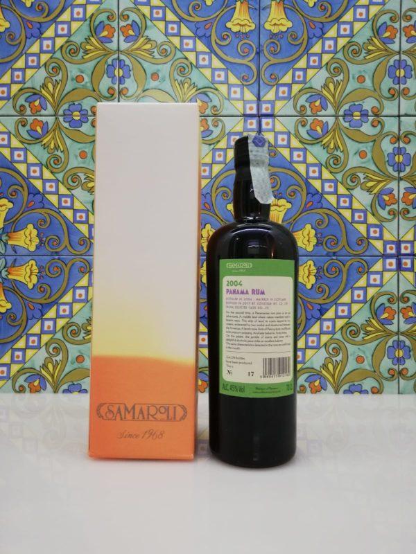 Rum Samaroli Panama 2004 vol 45% cl 70