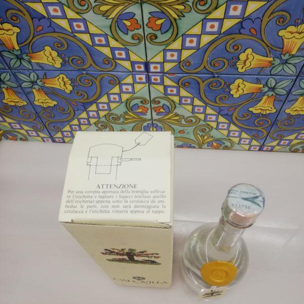 Capovilla Distillato di Bierbrand Vol.42 % cl.50