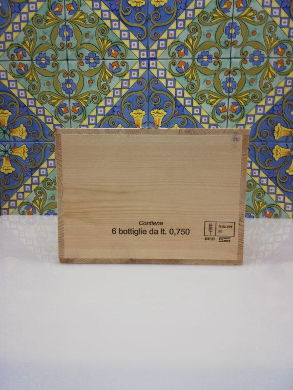Sassicaia 2015 Bolgheri DOC 6 Bottiglie lt 0,75  in cassa legno sigillata – Tenuta San Guido