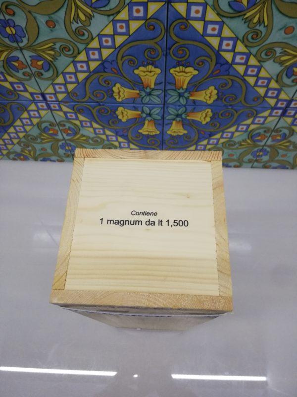 Sassicaia 2015 Bolgheri DOC Magnum 1,5 l in cassa legno sigillata- Tenuta San Guido
