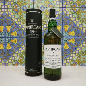 Laphroaig 15 Y.O. Single Islay Scotch Whisky  vol 43% cl 70