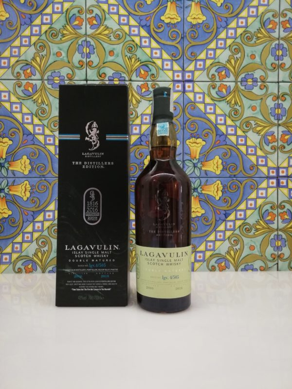 Whisky Lagavulin Distillers Edition 2016 vol 43% cl 70