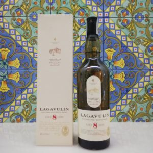 "Islay Single Malt Scotch Whisky ""Lagavulin"" 8 Y.O.  vol 48% cl 70"