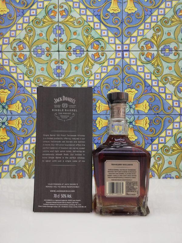 Whisky Jack Daniel's Single Barrel 100 Proof vol 50% cl 70