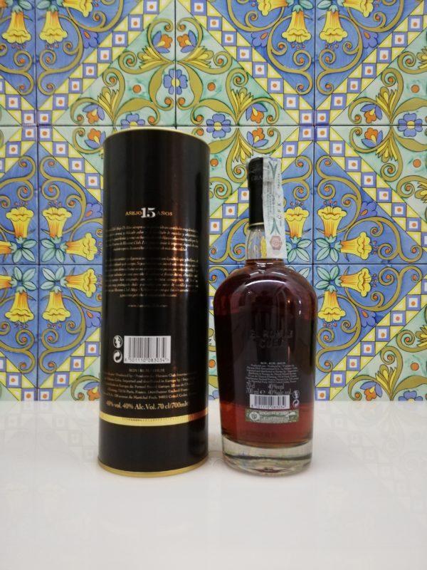 Rum Havana Club 15 Y.O.  vol 40% cl 70
