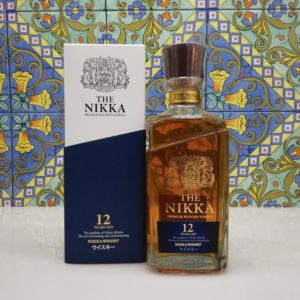 Whisky Nikka 12 Years Old Blended Japanese  –  vol 43% cl 70