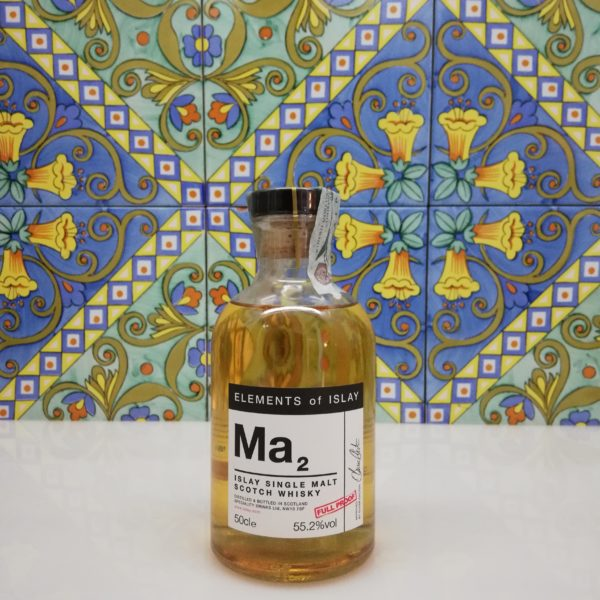 "Islay Single Malt Scotch Whisky ""Ma2"" – Bunnahabhain, Elements of Islay vol 55% cl 50"
