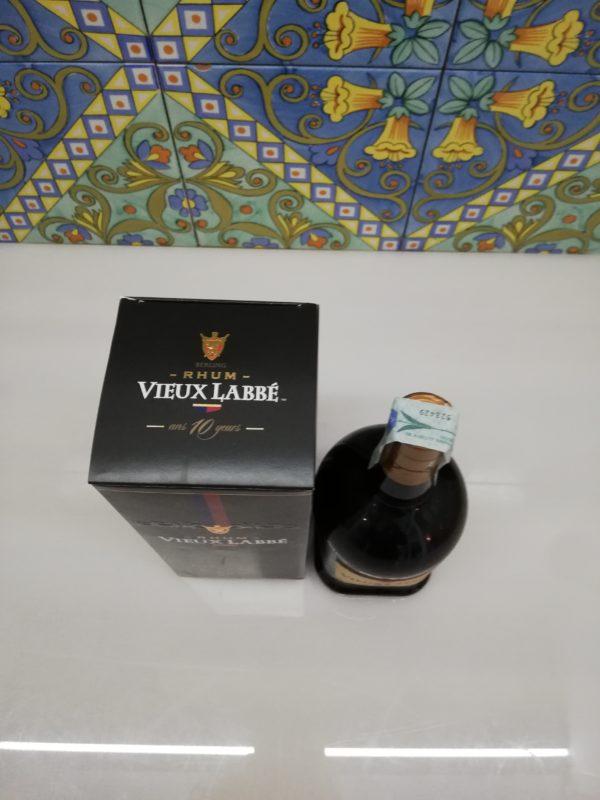 "Rum Berling Vieux Labbe' "" Haiti"" 10 Y.O.  vol 43% cl 70"