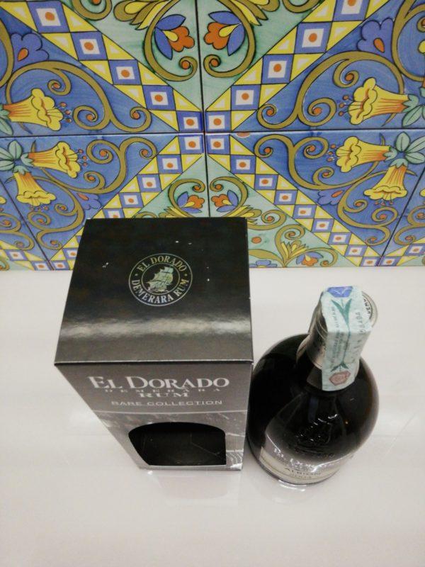 Rum El Dorado Rare Collection Albion 2004 70cl 60,1%vol