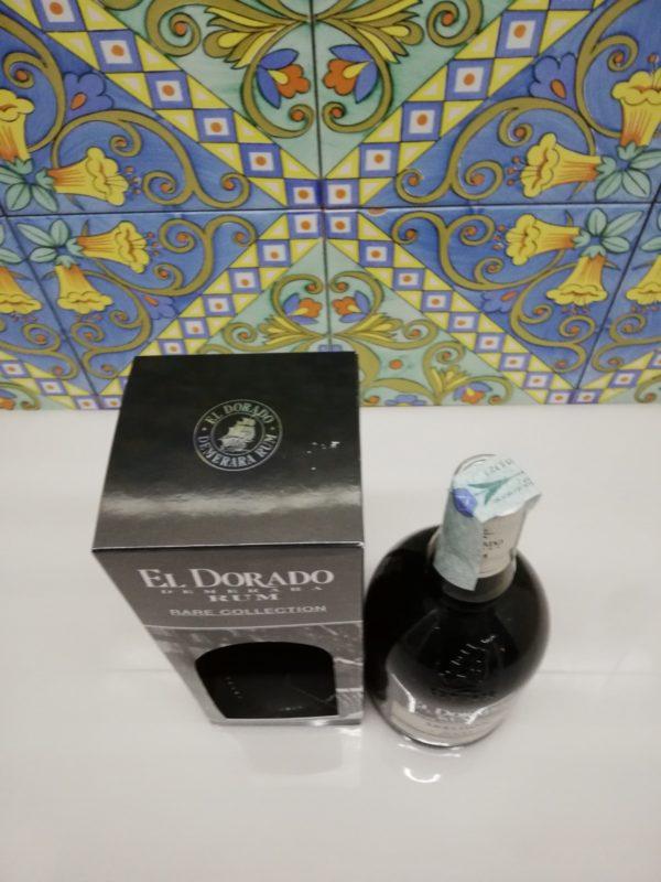 Rum El Dorado Rare Collection Skeldon 2000 70cl 58,3%vol