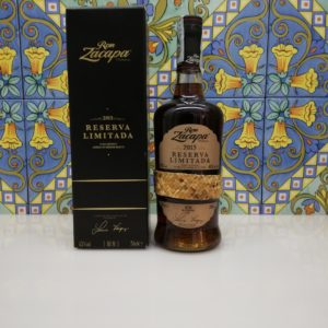 Rum Ron Zacapa Reserva Limitada 2013 vol 45% cl 70