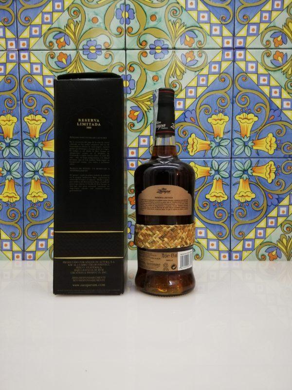 Rum Ron Zacapa Reserva Limitada 2013 vol 45% cl 70