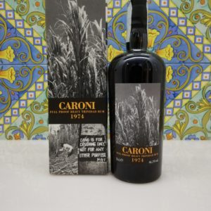 Rum Caroni 1974 Full Proof Heavy Trinidad Rum – 34 Y.O. vol 66,1%  cl 70
